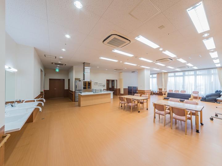 食堂・機能訓練室(デイサービス)