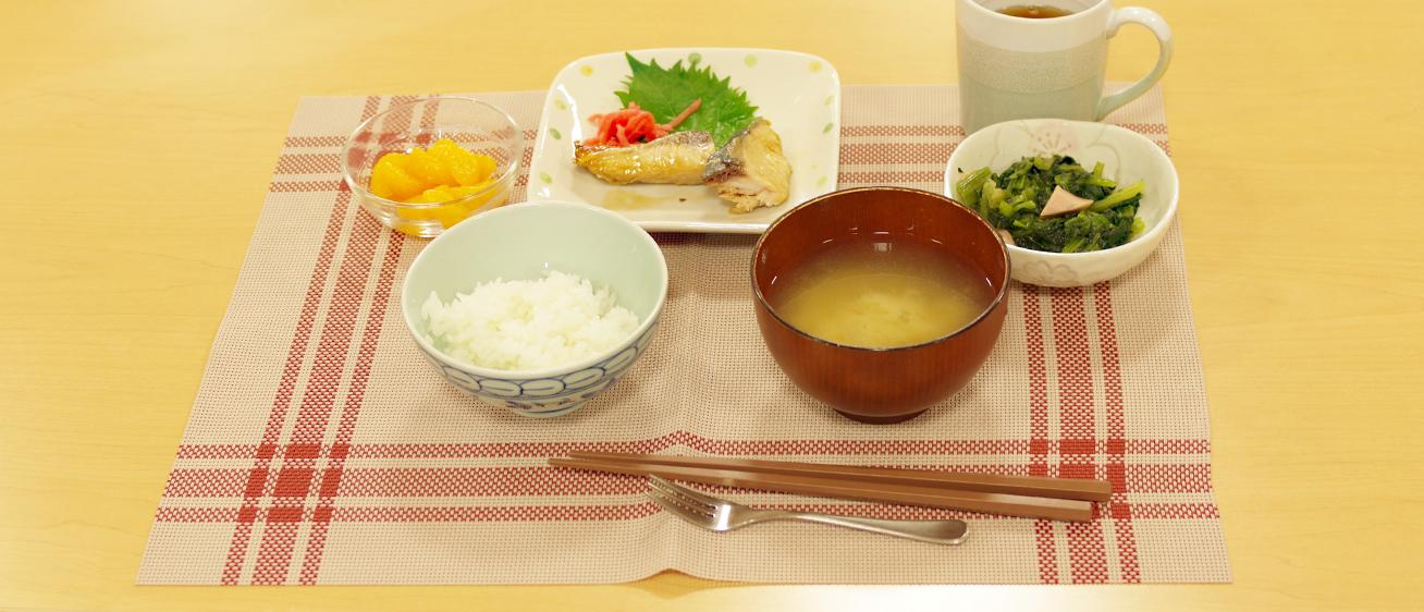 特別養護老人ホーム 食事
