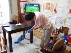 訪問介護 お掃除